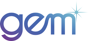 Gem Logo BLUE 300